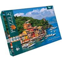 Пазли Danko Toys Harbor of Portofino 1000ел арт.С1000-09-06