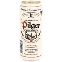 Пиво Padeborner Pilger з/б 0,5л
