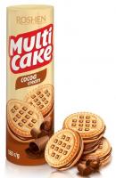 Печиво Roshen Multi Cake какао 180г