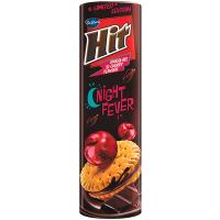 Печиво Bahlsen Hit з темного шоколаду та зі смаком вишні 220г