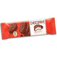 Печиво Chocopaye з маршмеллоу в шоколадній глазурі 216г