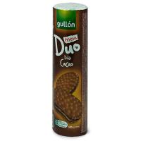 Печиво Gullon Mega Duo з подвійним шоколадом 500г