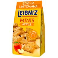 Печиво Leibniz Minis яблуко кориця 100г