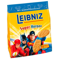 Печиво Leibniz Super Heroes Justice League 100г