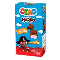Печиво Ozmo Hoppo з полуничним кремом 40г
