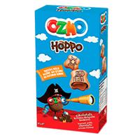 Печиво Ozmo Hoppo з шоколадним кремом 40г