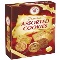 Печиво Premium Assorted Cookies 300г