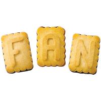 Печиво цукрове Скрабл Френді ваг/кг