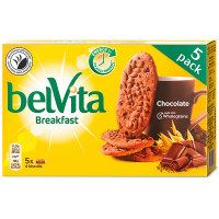 Печиво ТМ Belvita з шоколадом 225г