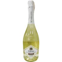 Вино ігристе Pellerano біле напівсолодке 0,75л