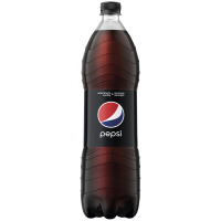 Напій безалкогольний Pepsi Black 1,5л
