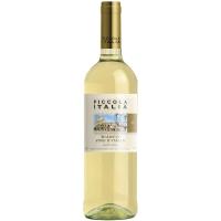 Вино Piccola Italia Bianco біле напівсолодке 0,75л