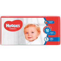 Підгузки Huggies Classic 11-25кг 58шт