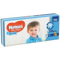 Підгузки Huggies Ultra Comfort д/хлопч. 5 12-22кг 56шт.