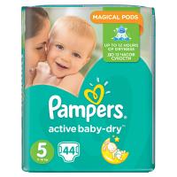 Підгузки Pampers Active baby-dry 11-18кг 42шт