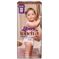 Підгузки-трусики Libero Touch 5 10-14кг 34шт