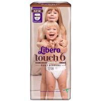 Підгузки-трусики Libero Touch 6 13-20кг 30шт