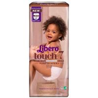 Підгузки-трусики Libero Touch 7 16-26кг 28шт
