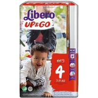 Підгузки-трусики Libero Up&Go 4 7-11кг 44шт