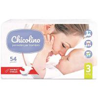 Підгузники Chicolino 3 4-9кг 54шт.