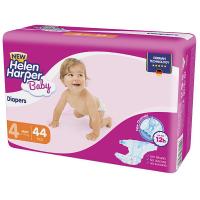 Підгузники Helen Harper Baby Maxi 7-18кг 44шт