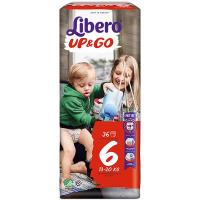 Підгузники Libero Up&Go 13-20кг 36шт