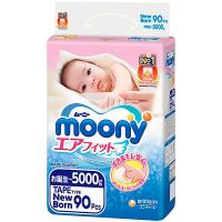 Підгузники Moony NB 0-5кг 90шт.