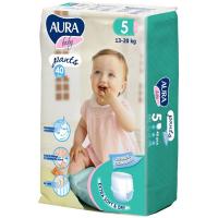 Підгузники-трусики Aura Baby 5/XL 16-20кг 40шт.