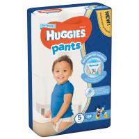 Підгузники-трусики Huggies для хлопчиків 5 12-17кг 44шт.