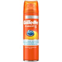 Піна Gillette Fusion 5 д/гоління Ефект охолодження 200мл