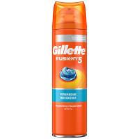 Піна Gillette Fusion 5 для гоління Зволоження 200мл
