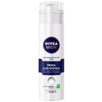 Піна Nivea для гоління Чутлива шкіра 200мл