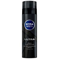 Піна Nivea men для гоління Ultra 200мл