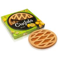 Пиріг ХБФ Crostata пісочний лимон 370г