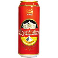 Пиво Alpenkaiser Bockbier ж/б 0.5л