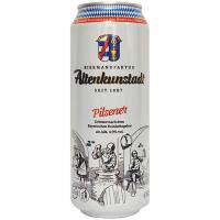 Пиво Altenkunstadt Pilsener з/б 0.5л
