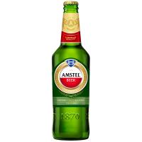 Пиво Amstel с/б 0.5л