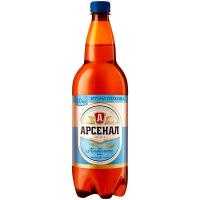 Пиво Арсенал світле Міцне 1л