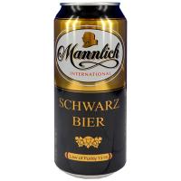 Пиво Blreor Deutsches Schwarzbier 0,5л ж/б