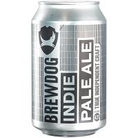 Пиво Brewdog Indie Pale Ale з/б 0,33л