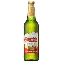 Пиво Budweiser Budvar с/б 0,5л