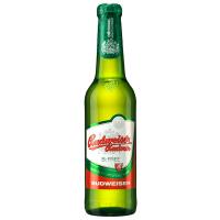 Пиво Budweiser Budvar B:Free фільтроване світле б/а 0-0.5% с/б 0,33л