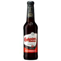 Пиво Budweiser Budvar B:Dark темне фільтроване 4.7% с/б 0,33л