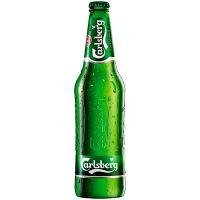 Пиво Carlsberg світле c/б 0,5л