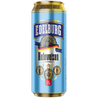 Пиво Edelburg Hefeweizen з/б 0,5л