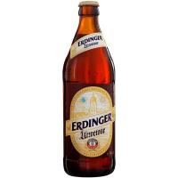 Пиво Erdinger Urweisse cвітле нефільтроване 0,5л c/б