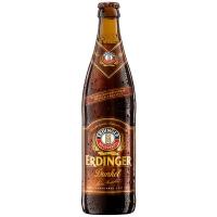 Пиво Erdinger Weiss Brau Dunkel c/б 0.5л
