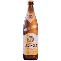 Пиво Erdinger Weiss Brau Weisbier c/б 0.5л
