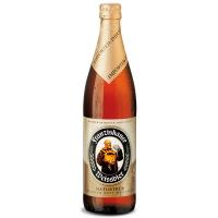 Пиво Franziskaner Weissbier світле с/б 0,5л