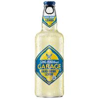 Пиво Garage світле лимон с/б 4,6 0.44л